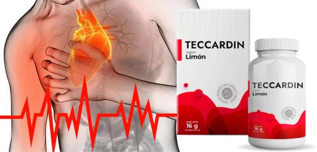 Teccardin para los infartos